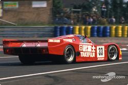 #33 Team Schuppan Porsche 962C:  Will Hoy, Jean Alesi, Dominic Dobson