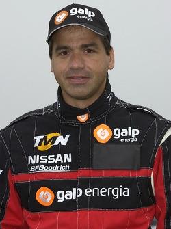Nissan Dessoude team presentation: Carlos Sousa