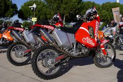 Orlen Team KTM motorcycles