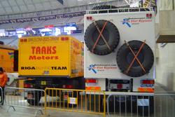 Team Dakar Sport Renault truck