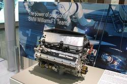 BMW Formula 1 powerplant