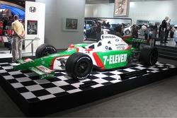 Tony Kanaan's championship winning Honda IRL car