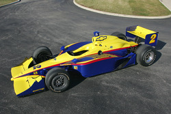 Panther Racing Dallara-Chevrolet