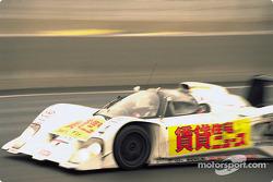 #4 Euro Racing Lola T92/10: Heinz-Harald Frentzen, Syunji Kasuya, Charles Zwolsman