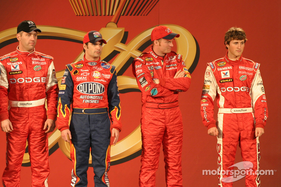 Drivers Presentation Jeremy Mayfield Jeff Gordon Dale
