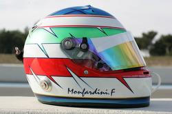 Helmet of Ferdinando Monfardini