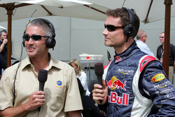 Mick Doohan and David Coulthard