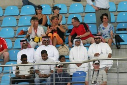 Fans at Bahrain