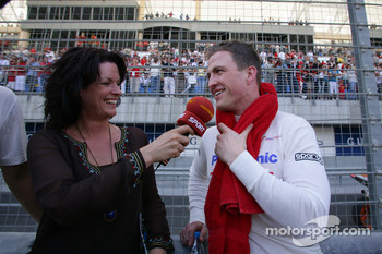 Interview for Ralf Schumacher