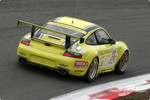 #63 Renauer Motorsport Team Porsche 996 GT3 RS: Wolfgang Kaufmann, Manfred Jurasz