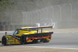 #9 Hyper Sport Infiniti Doran: Rick Skelton, Joe Foster in tires