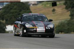 #83 BGB Motorsports Porsche 996: Warren Chang, Richard Price,