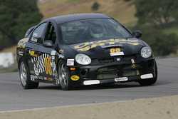 #08 Collision Craft Dodge SRT4: Phil Malgren, Jeff Lepper