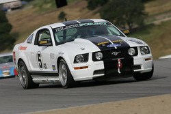 #5 Blackforest Motorsports Mustang GT: Tom Nastasi, Ian James