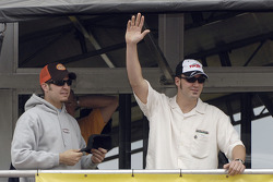 NEXTEL experience: Martin Truex Jr. and Paul Menard