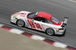 #38 TPC Racing Porsche GT3 Cup: Manuel Matos, Mike Fitzgerald