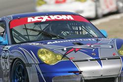 #63 Auto Gallery/ TRG Porsche GT3 Cup: Dave Master, Dan Pastorini