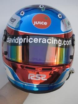 Helmet of Ryan Sharp