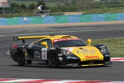 #4 Konrad Motorsport Saleen S7 R: Franz Konrad, Harald Becker