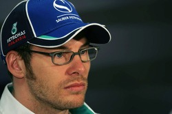 Wednesday FIA press conference: Jacques Villeneuve