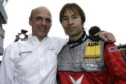 Volker Strycek and Heinz-Harald Frentzen