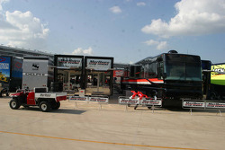Team Penske compound