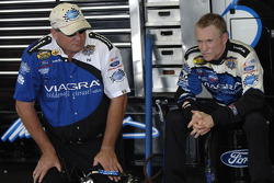 Pat Tryson and Mark Martin