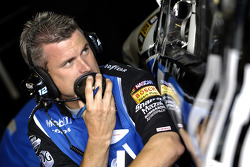 Matt Borland, crew chief for Ryan Newman