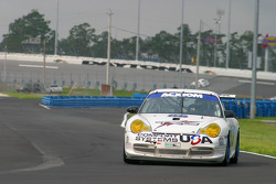 #88 TRG Porsche GT3 Cup: Robert Nearn, Steve Johnson