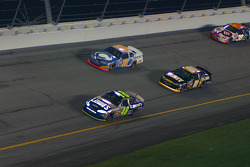 Jimmie Johnson, Boris Said and Joe Nemechek