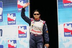 Drivers presentation: Danica Patrick