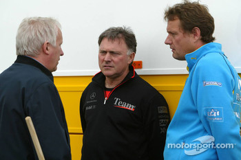 FIA safety delegate Charlie Whiting