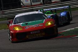 #99 GPC Sport Ferrari 360 Modena: Gabrio Rosa, Luca Drudi, Fabio Babini