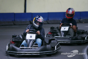 Red Bull Petit Prix in Manheim: Christian Klien