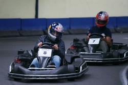 Red Bull Petit Prix in Manheim: Christian Klien
