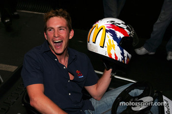 Red Bull Petit Prix in Manheim: Scott Speed