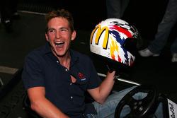 Red Bull Petit Prix in Manheim: Scott Speed