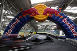 Red Bull Petit Prix in Manheim: race action