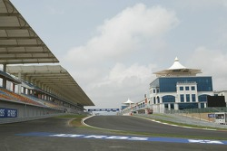 Turn 1 at Istanbul Otodrom