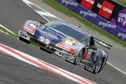 #22 Renstal Excelsior Corvette C5-R: Marc Duez, Jos Menten, Bruno Hernandez, Eric Cayrolle