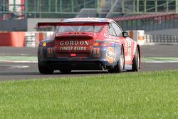 #170 Ice Pol Racing Porsche 996 GT3-RS: Yves Lambert, Christian Lefort, Markus Palttala, Jean André