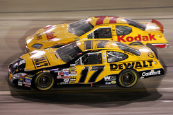 Matt Kenseth and Travis Kvapil