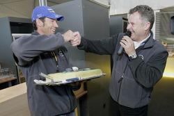 Opel celebrates 200 DTM races for Manuel Reuter: Manuel Reuter