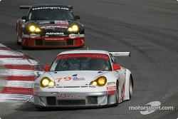 #79 J-3 Racing Porsche 911 GT3 RSR: Justin Jackson, Tim Sugden