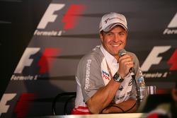 FIA press conference: Ralf Schumacher