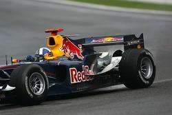 Engine problem for David Coulthard