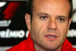 FIA press conference: Rubens Barrichello