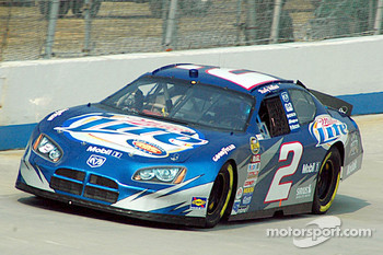 Rusty Wallace qualified 6th at his last race at Dover