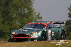 #58 Aston Martin Racing Aston Martin DB9: Peter Kox, Pedro Lamy, Tomas Enge