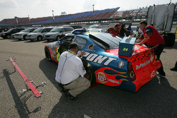 Technical inspection for the Dupont Chevy